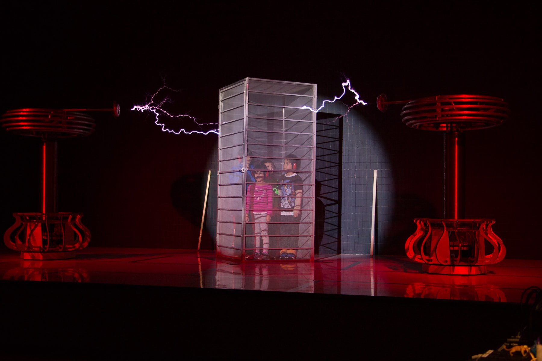 Live Science: Electricity Theater