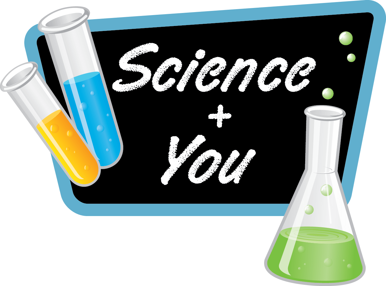 Science + you logo