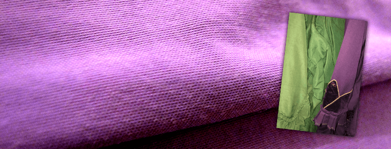 Purple: Science Accident to Fashion Must-Have