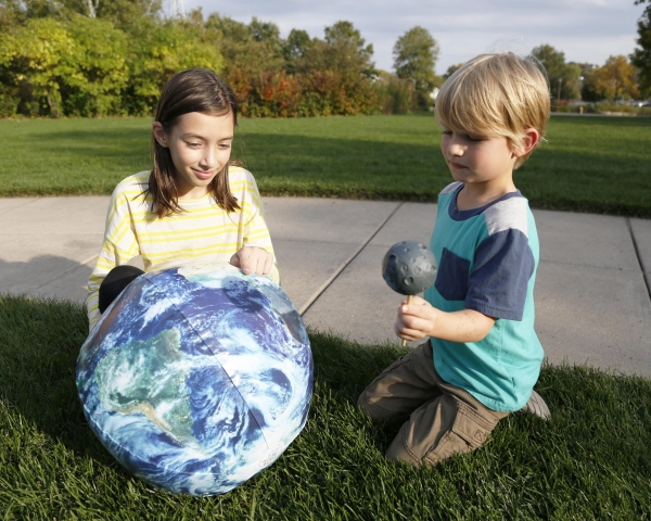 Exploring Science: Earth & Space