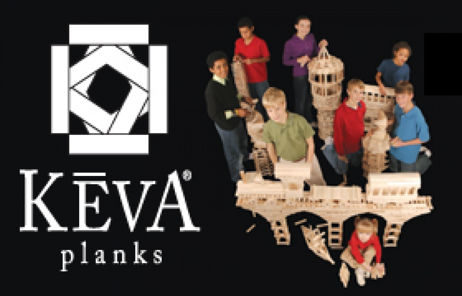 KEVA Planks: Take your tower-building experience to the next level
