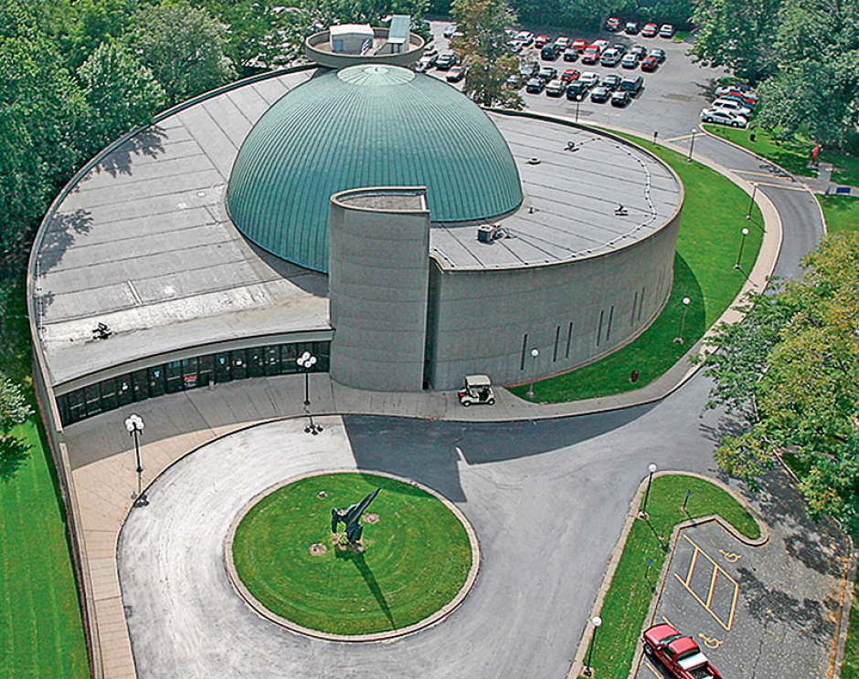 Journey through the Stars at the Strasenburgh Planetarium!